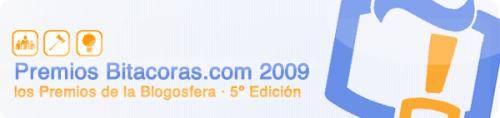 Premios Bitacoras.com 2009