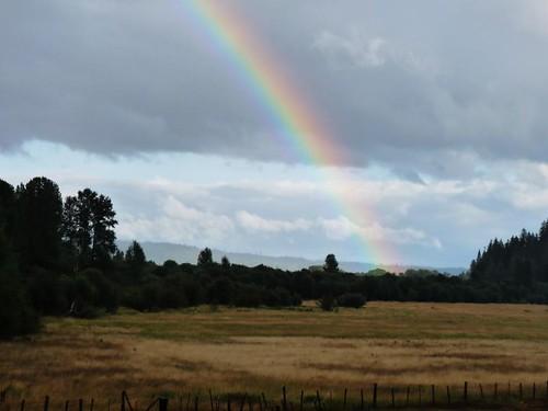 Rainbow at Cathys