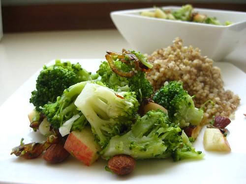 brokoliai ir ko.