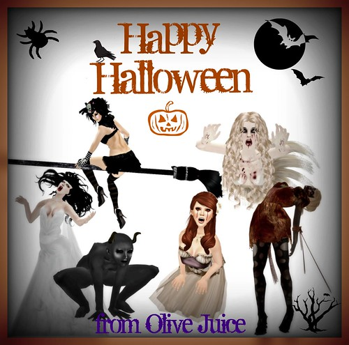 Halloween Hits Olive Juice, only 20L ea.