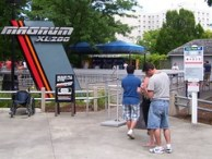 Cedar Point - Magnum XL 200 Entrance