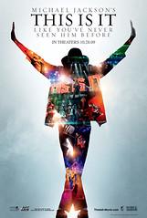 麥可傑克森 Michael Jacksons 未來的未來 THIS IS IT 海報