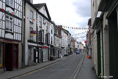 Kington - a busy side street ;-)