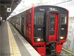 A JR Train
