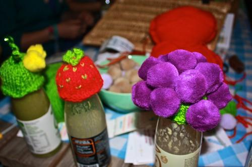 Fruity hat offerings