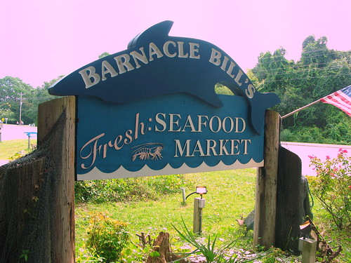 Barnacle Bill's Seafood, Hilton Head Island SC by you.