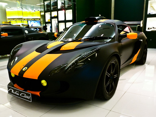 Car Gallery at Siam Paragon