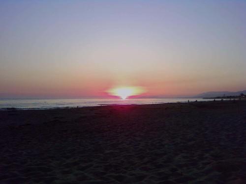 carpinteria sunset