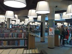 Rotterdamin kirjastoa