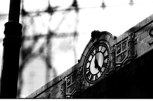 Clock by JuditK.