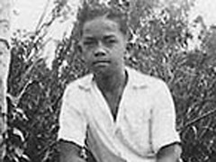 Young Ben Blaz