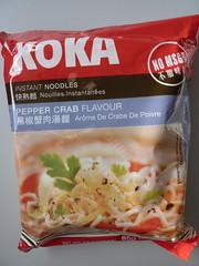 Koka instant noodles
