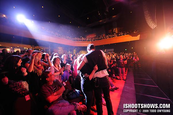 The Script: Concert Photos