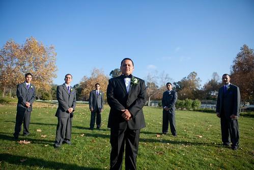 Ramon and grooms men