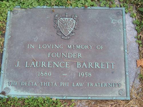 J. Laurence Barrett