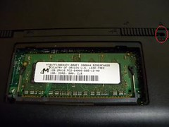 RAM 2GB on HP Mini 1000