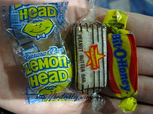 Vegas candy