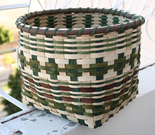 My last basket