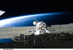 International Space Station and Earth (NASA, 0...