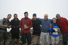 The guys who made all three peaks