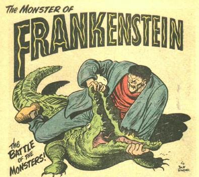 Frank vs Gator