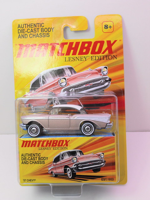 matchbox lesney '57 chevy (1)