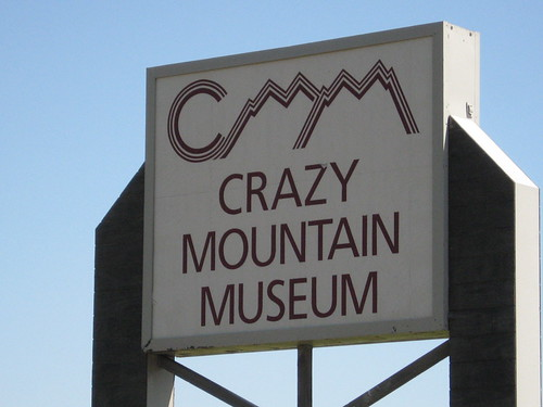Crazy Mountain Museum
