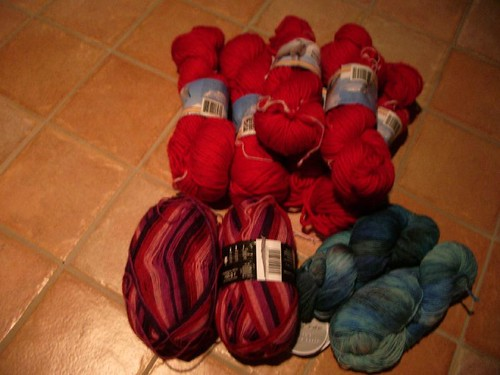 There is no such thing as enough wool