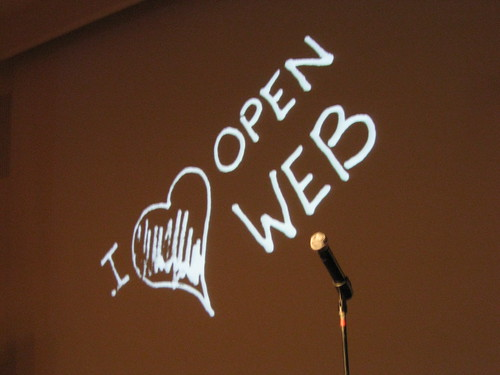 The Open Web: Identity is the Platform.
