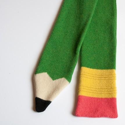 Sara Carr pencil scarf