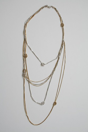 TheBeside Macha necklace