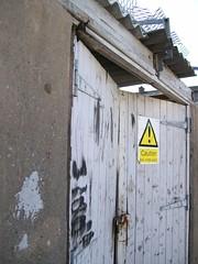Milverton Road garages