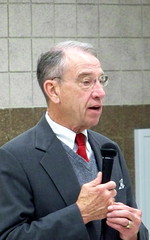 U.S. Sen. Chuck Grassley, R-New Hartford