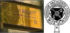 Law Society & faculty of advocates