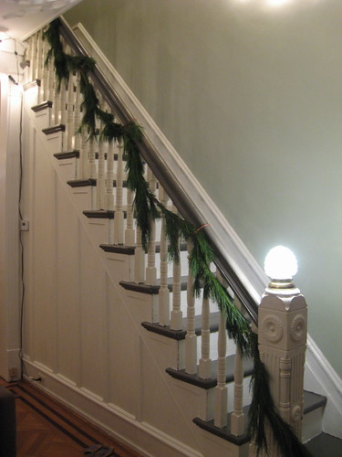 staircase - after!