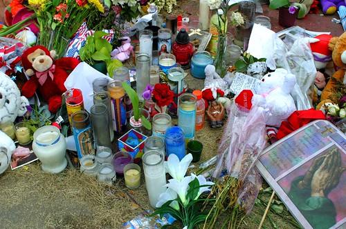 Michael Jackson Memorial 7