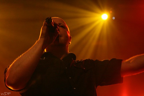 Ronan Harris of VNV Nation