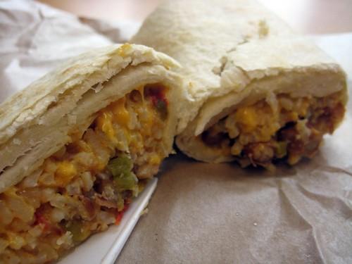 Higher Taste Burrito