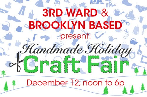 Handmade Holiday Craft Fair