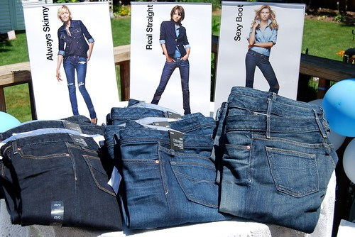 Jeans Table