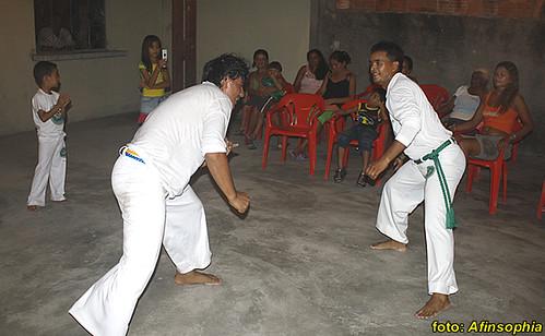 Capoeira Bantos 11 por você.