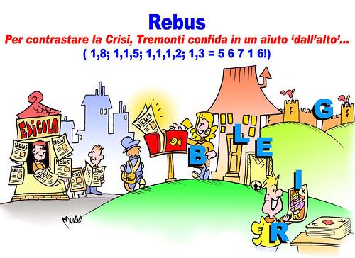 SatiRebus - Misure AntiCrisi... conciate per le feste!