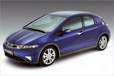 Fotos de Honda Civic 2009