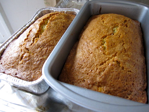 coconut banana bread: the unveiling!