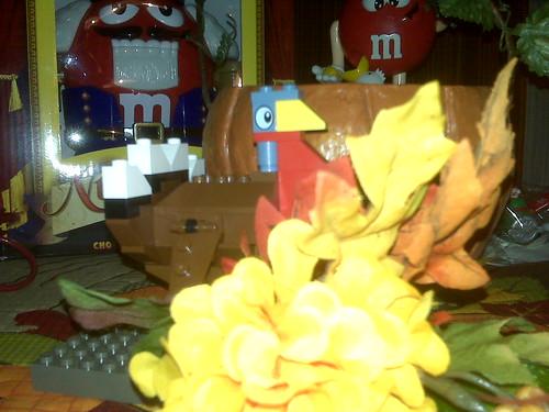 Lego's and M&M's - November Challenge 26/30