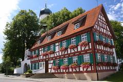 City Hall of Westerheim