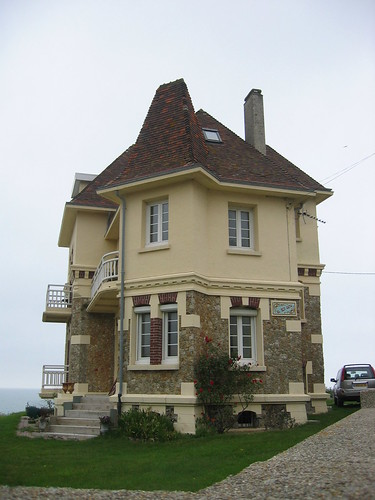 The house in Normandie