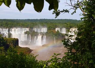Igazu falls - Brazil