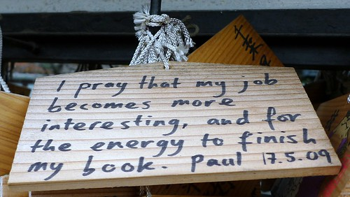 Paul's prayers