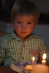 Johanns 2. Geburtstag